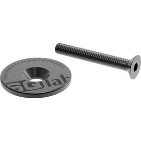 SQlab Ahead Cap 1/8 inch black
